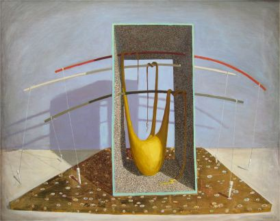 2008, Oil painting on canvas, 100cm x 80cm