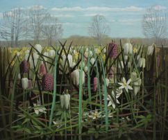 2013, Oil on canvas, 60cm x 50cm
