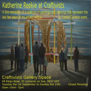 Craftivists show